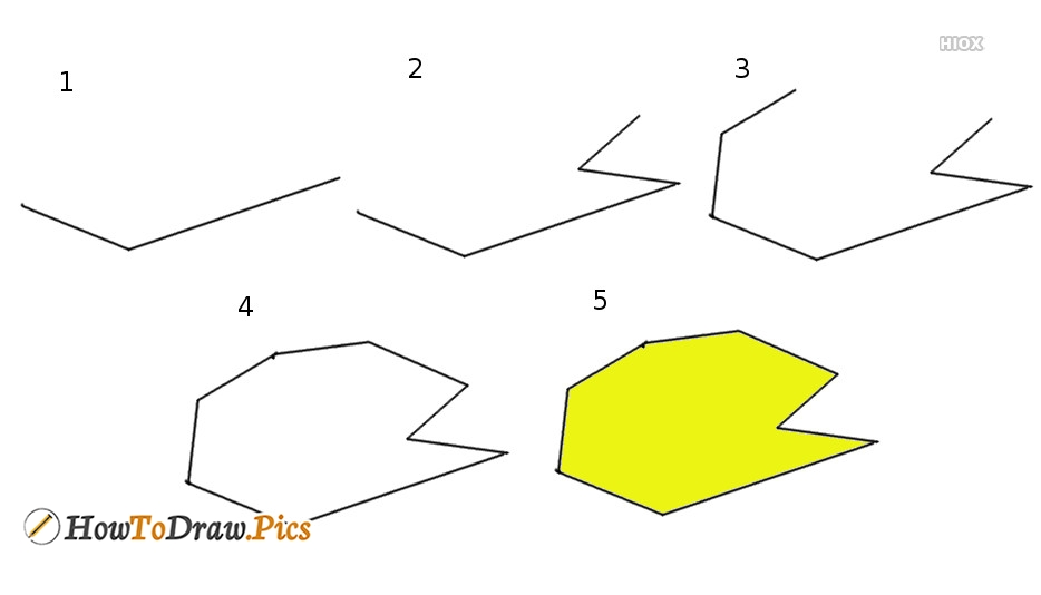 How To Draw 8 Sided Polygon