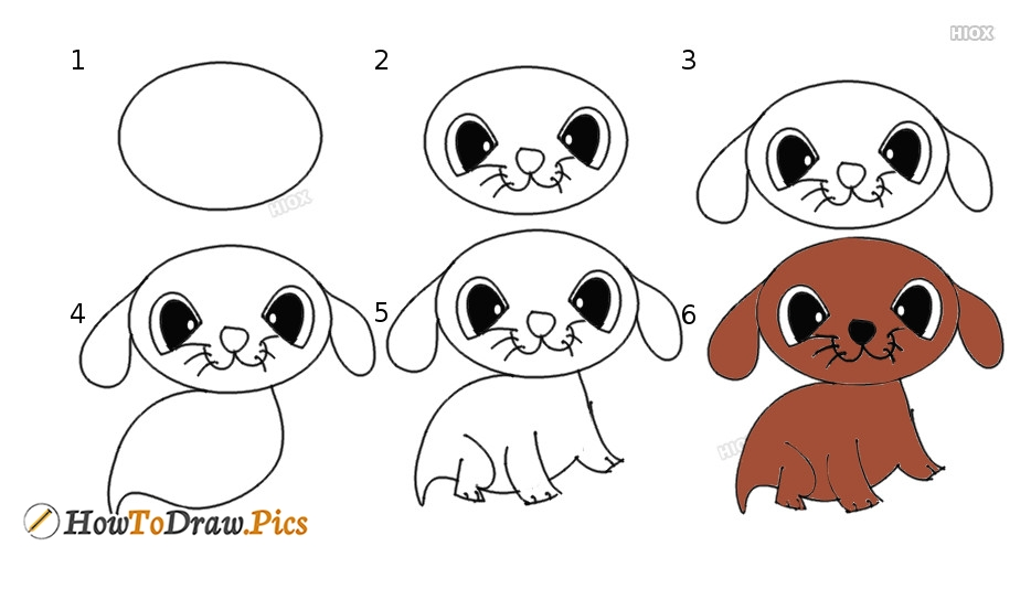 How To Draw A Otter