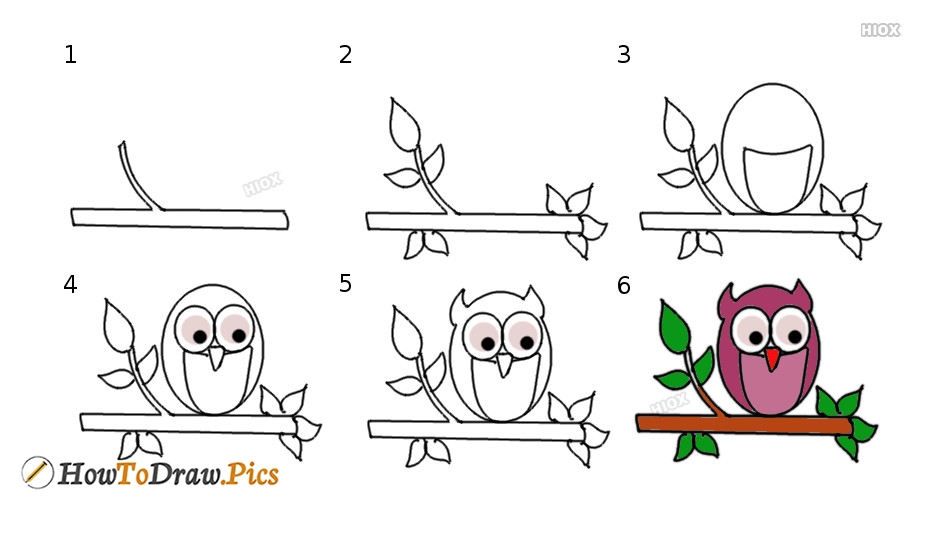 Best And Cute Drawings | How To Draw Step By Step