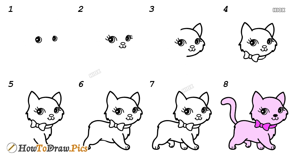 How To Draw Animals For Kids