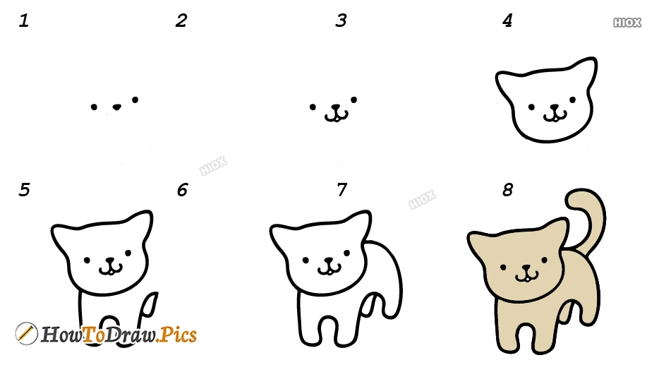 How To Draw Animals Pics