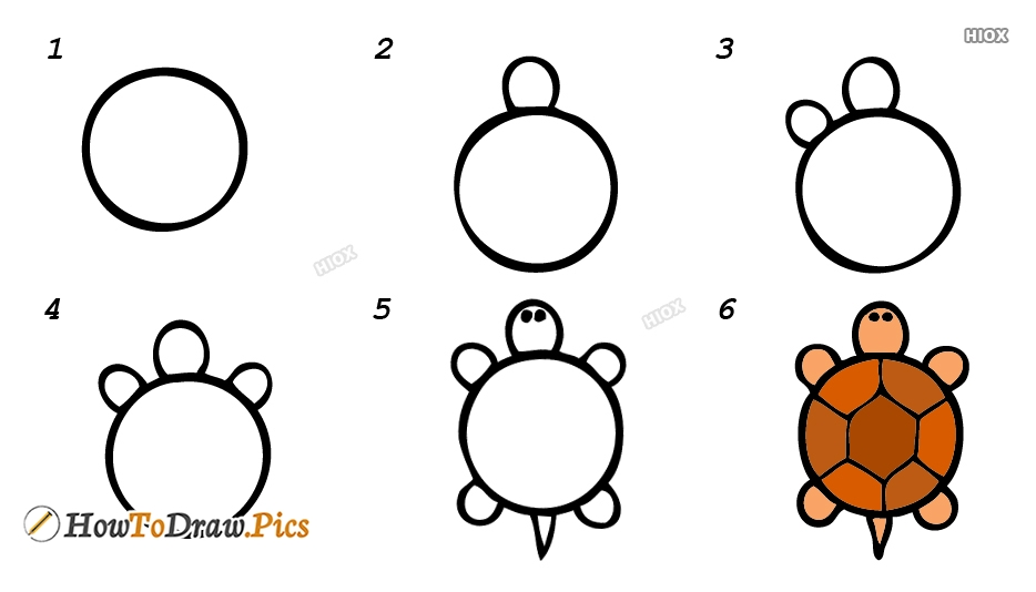 How To Draw Easy Step by Step Pictures