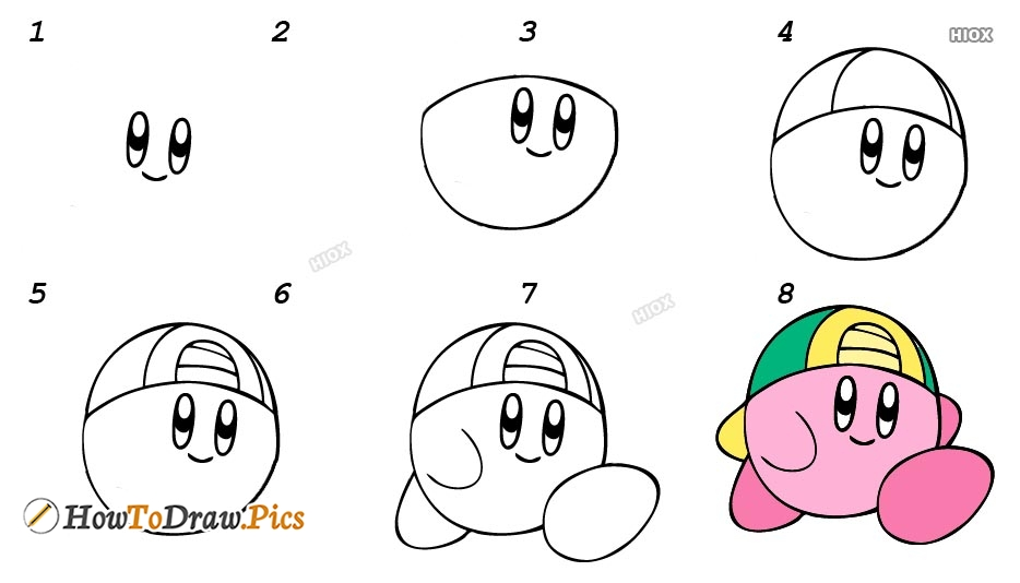How To Draw Cute Step by Step Pictures