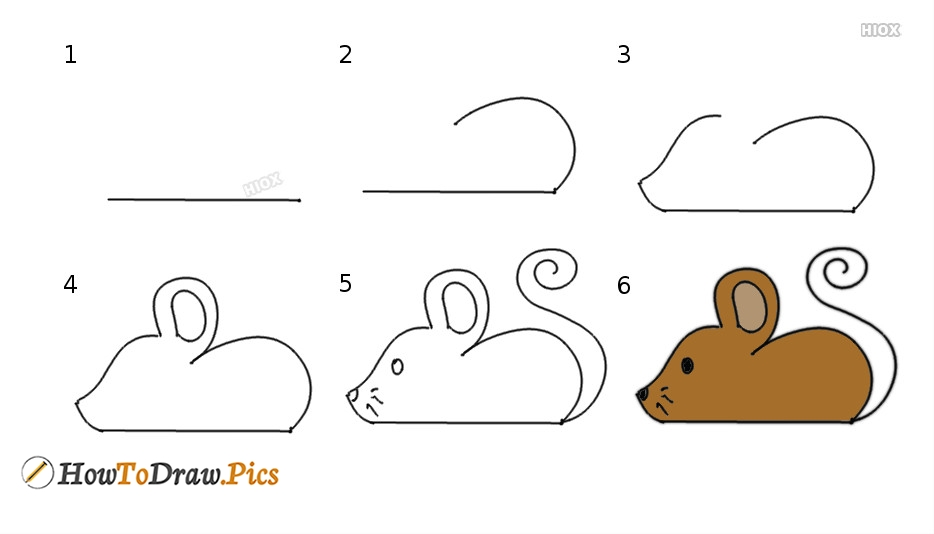 How To Draw Step By Step Step by Step Pictures