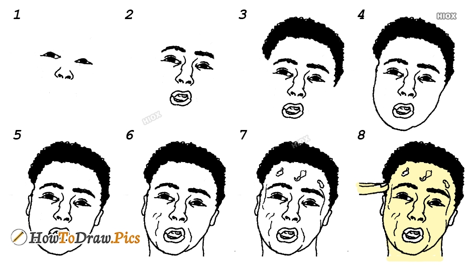 How To Draw Nba Youngboy