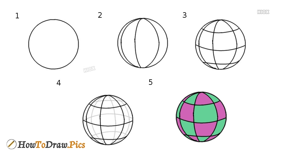 How To Draw Sphere