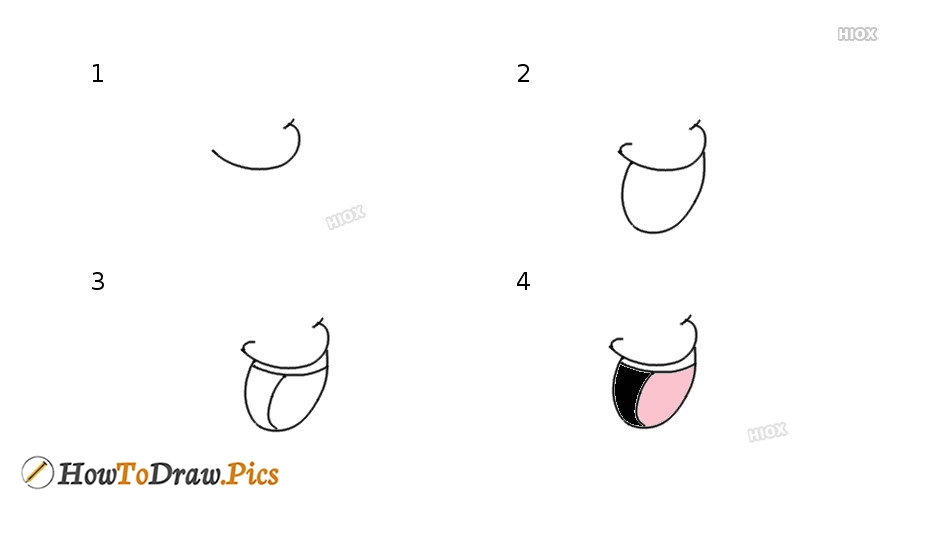 How To Draw Human Body Parts Step By Step Pictures
