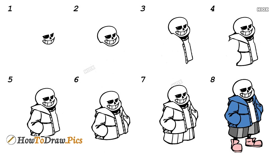 How To Draw Undertale