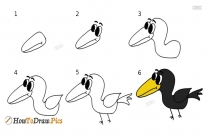 How To Draw A Penguin Easy For Kids