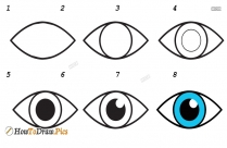How To Draw Eyes Anime