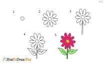 How To Draw Lotus