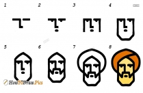 How To Draw A Indian