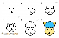 How To Draw Rabbit Easy