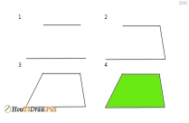 How To Draw A Quadrilateral