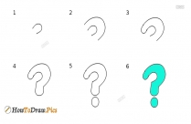 How To Draw A Question Mark