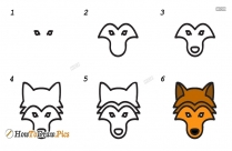 How To Draw Step By Step Tiger