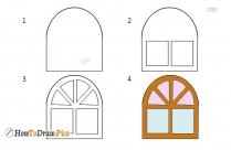 How To Draw A Window