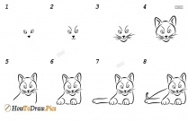 How To Draw Llama Step By Step