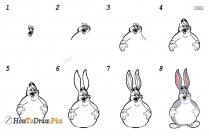 How To Draw Big Chungus