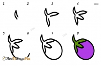 How To Draw A Carrot Nose
