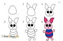 How To Make Cartoon Characters Step By Step
