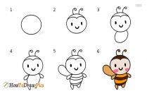 How To Draw Cartoon Deery Lou