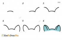 How To Draw A Rabbit Step By Step Easy