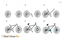 How To Draw Cycle