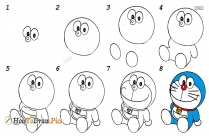 How To Draw Step By Step Goku