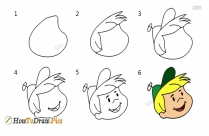 How To Draw Elroy Jetson