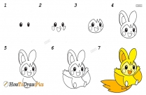 How To Draw Legendary Pokemon