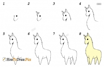 How To Draw A Cute Unicorn