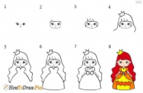 How To Draw Mary Lufcy
