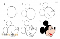 Cartoon Network Characters Step by Step