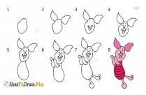 Easy Cartoon Characters Step by Step