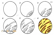 How To Draw Venus