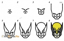 How To Draw X Men
