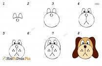How U Draw A Dog